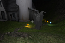 Weeping Angels VR: Screenshot