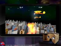 Virtual Kaiju 3D : Screenshot