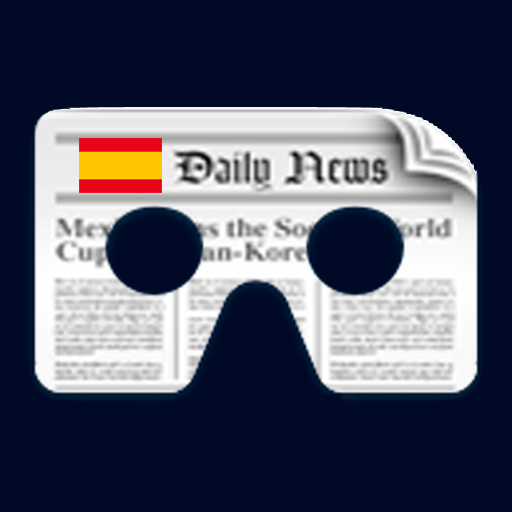 Symbol des Produkts von Store MVR: Newspapers Spain VR
