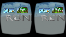 RUNNER VR: Screenshot