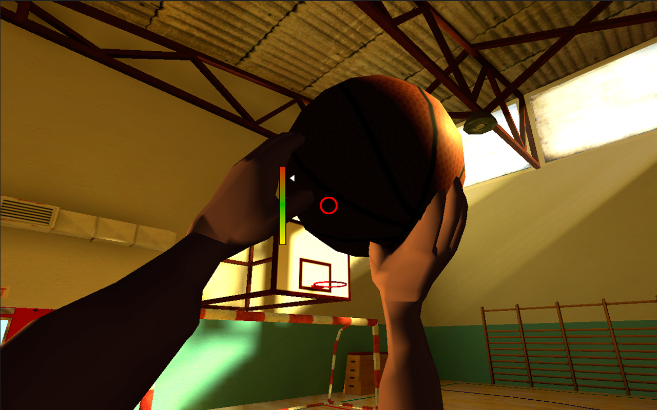 screenshot 2 Basketball VR content image