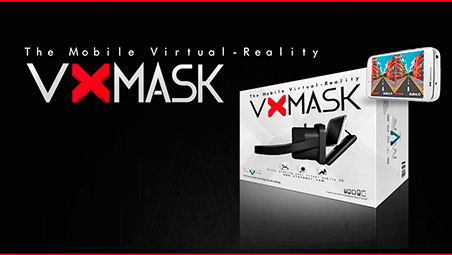 VXMASK Deine Virtual Reality Brille